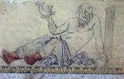 Macedonian tomb of Potidaia -