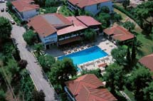 PHILOXENIA BUNGALOWS  HOTELS IN  PSAKOUDIA