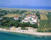 PORTES BEACH HOTEL  HOTELS IN  POTIDEA