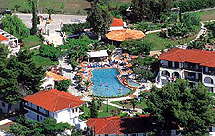 Chrousso Village Hotel  HOTELS IN  PALIOURI